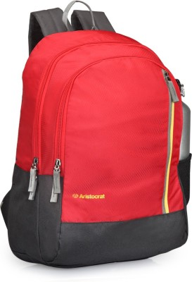 Aristocrat Pep 03 Red 22 L Backpack