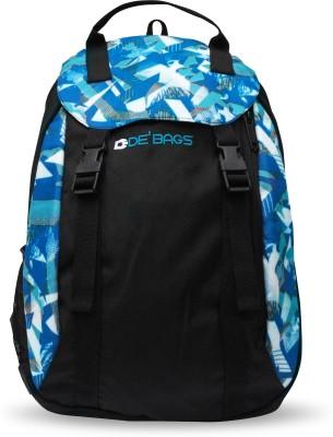 De, Bags Flipper Blue 10 L Small Backpack