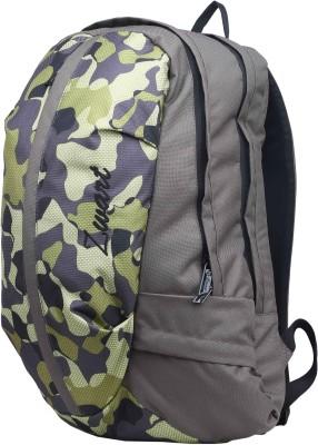 Zwart CROCO-MLBR 25 L Laptop Backpack