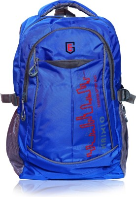 EG 16 inch Expandable Laptop Backpack
