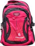 Hashtag Snazee 3.8 L Backpack (Pink, Bla...