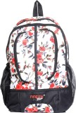 Raeen Plus RP0003-Wht-Orng 10 L Backpack...