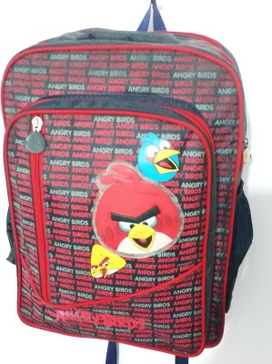 Jaibros Angry Bird Stylish School Bag 2 L Backpack
