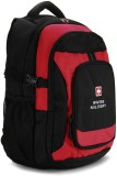 Swiss Military 25 L Backpack (Black, Red...