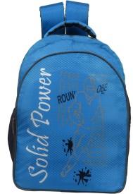 Hanu 17 inch Laptop Backpack(Blue)