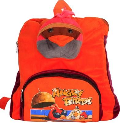 Pandora Kids School Bag - 3D Printed Dog Face Bag 12 L Backpack