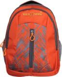 Wildmoda WMCB0054 30 L Backpack (Orange)