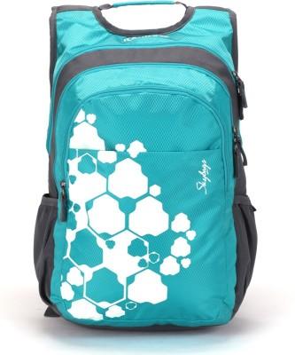 Skybags Footloose Biltz 01 Blue 27 L Backpack