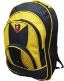 Pride Moon 25 L Laptop Backpack (Yellow)