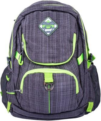 Super Drool Grey Slab Trek and Travel Series 10 L Backpack