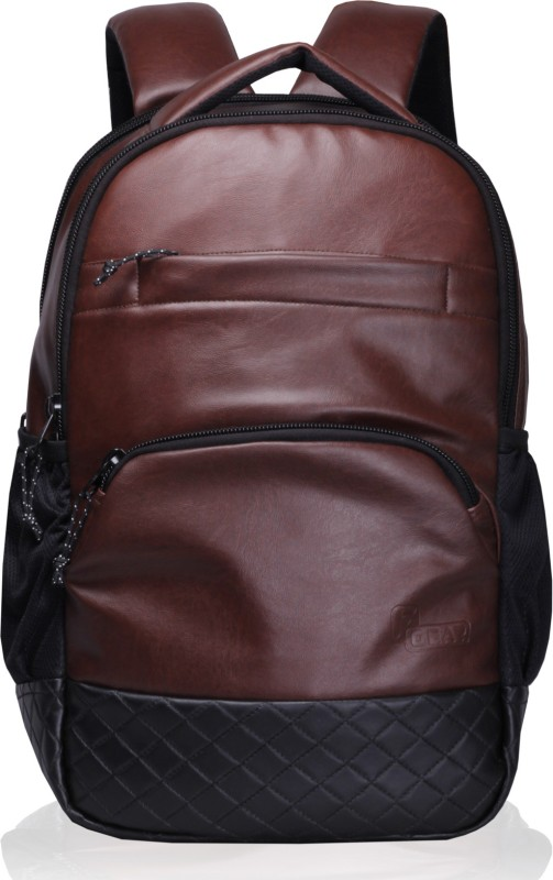 F Gear Luxur 25 L Backpack(Brown)