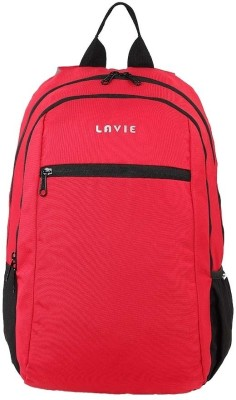 Lavie Uno Compact Backpack(Red)