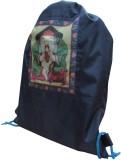 Indha Craft Fortune Monk print 5 L Backp...