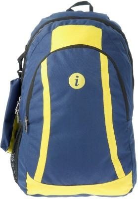 i With Front Double Line 25 L Medium Backpack