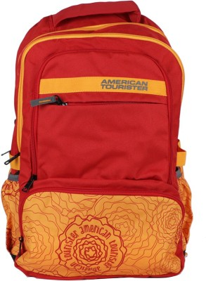 American Tourister Hoola02Red 25 L Backpack