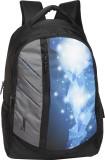 Zwart KASTER-CRYSTAL 25 L Backpack (Mult...