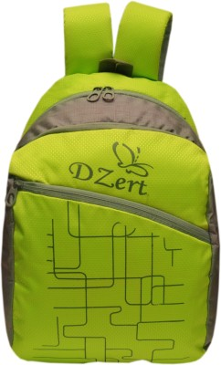 DZert Chax Polyester Light Weight School 20 L Backpack