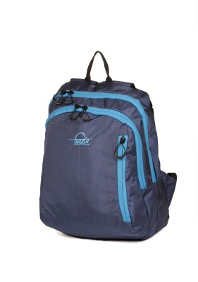 Fausta Blue Bamboo 15 L Backpack