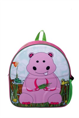 BagsRus Hippo 10 L Backpack
