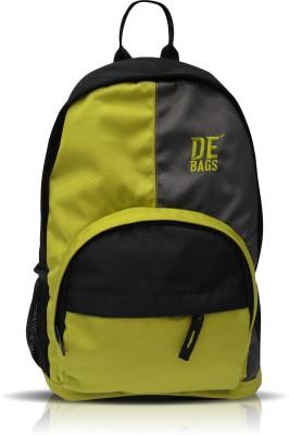 De, Bags Junior Small-Green 15 L Backpack