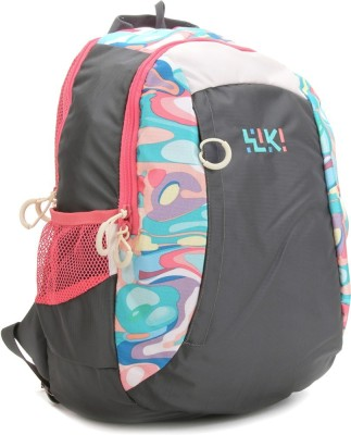 Wildcraft Wiki Helio Pink New 33 L Medium Backpack