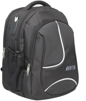 Nerita Black 1097 12 L Medium Backpack