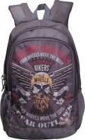 F Gear Outlaws Custome choppers 28 L Backpack(Grey)