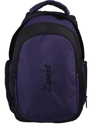 Zwart 114109 25 L Free Size Backpack(Purple)