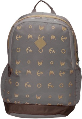 President Bags Anchor Grey 40 L Backpack