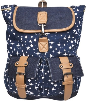 Hawai Star Printed 15 L Backpack