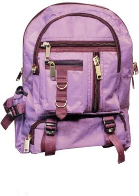 Raeen Plus College 10 L Backpack(Purple)