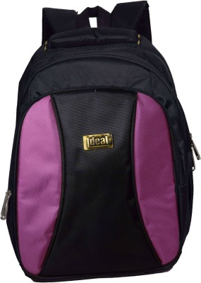 Ideal Spider Purple and Black Executive 25 L Backpack