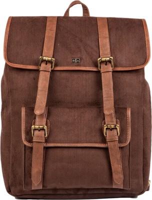 Atorse crew suedor bagpack 35 L Laptop Backpack