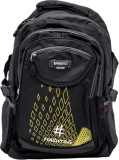 Hashtag Stylish 3.8 L Backpack (Grey, Bl...