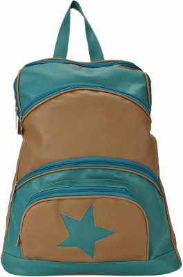 Naaz Bag Collection Stylish Grace 4 L Backpack