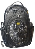 Alkah College 12 L Backpack (Black)