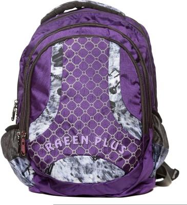 Raeen Plus Purple-Designer-Series 10 L Backpack