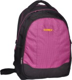 Starx BP-AM-03 25 L Backpack (Black, Pur...
