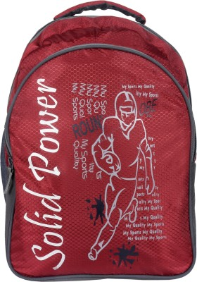 Hanu MNBG27RED 20 L Laptop Backpack