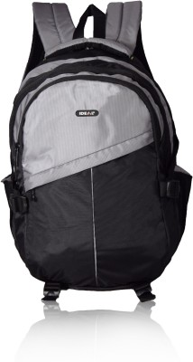 Ideal Adventure Grey and Black 25 L Laptop Backpack