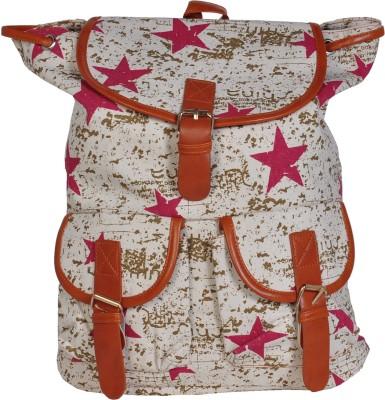 AVANEESH TRENDY STAR BEIJE 10 L Backpack