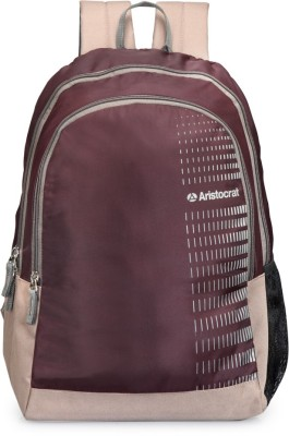 Aristocrat Pep 01 Purple 21 L Backpack
