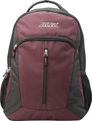 Alfa Jazz lp backpack purple 25 L Laptop Backpack
