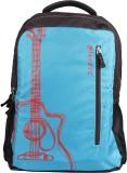Safari Guitar 30 L Laptop Backpack (Blue...