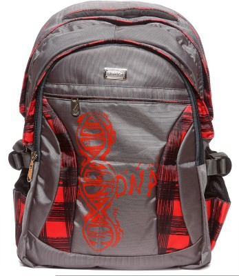Raeen Plus Dna-Laptop-Back-Pack-Series-Red 10 L Backpack