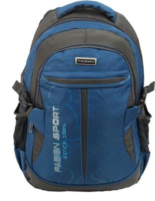 Fabion 1349 Blue N Grey 36 L Large Backpack