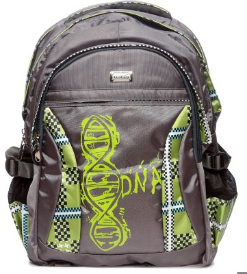 Raeen Plus Dna-Laptop-Back-Pack-Series-Green 10 L Backpack