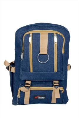 Sk Bags Denim 27 L Backpack