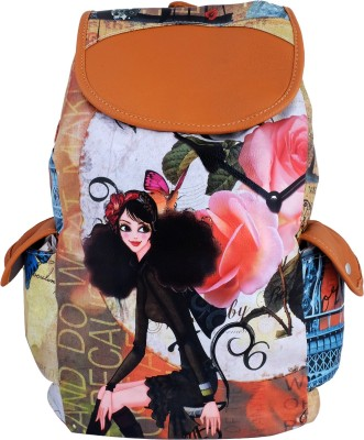 Super Drool Pretty Girl 5 L Backpack