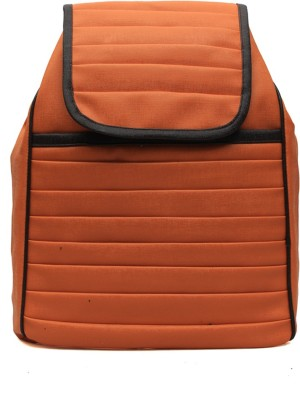 Pochette Men & Women Orange 10 L Backpack